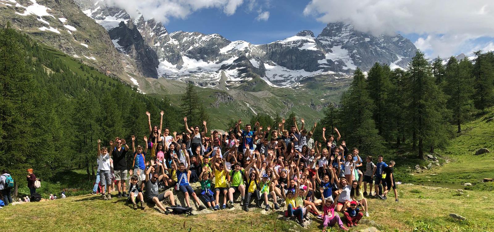 Soggiorno in montagna - Oratorio Estivo - Oratorio Don Bosco ...